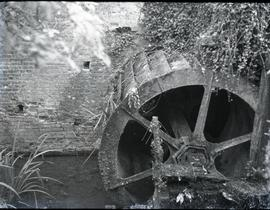 Water Wheel of Watermill, Aldingbourne