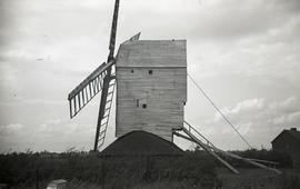 """Windmill at Moreton, Essex"""