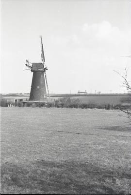 """Guston Tower Mill, Kent"""