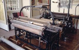 """Braintree Courtaulds Power Loom"""