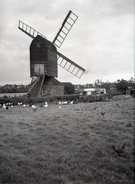 Post mill, Redmile