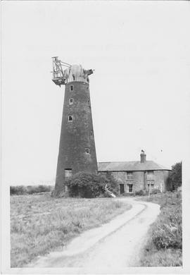 Stoke Ferry Tower Mill, Stoke Ferry, no sails