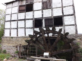Arrow Mill, Kingsland, Herefordshire