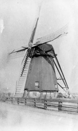 Unidentified smock mill