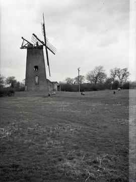 Unidentified mill, Lincolnshire