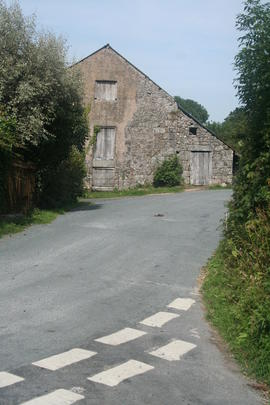 Yeo Mill, Chagford -  21-8-2013 _7559