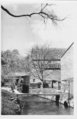 Donnington Mill, Donnington
