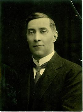 Photographic portrait of Mr Samuel Armstrong