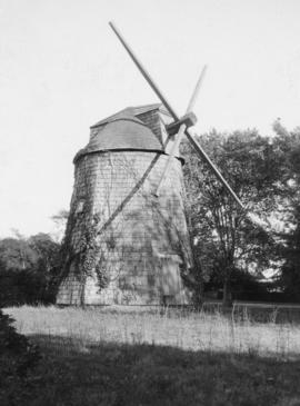 Windmill at Water Mill, Water Mill, Long Island