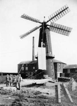 Coleby Heath Mill, Lincolnshire