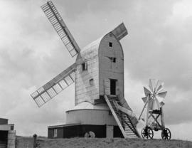New Mill, Cross in Hand, East Sussex
