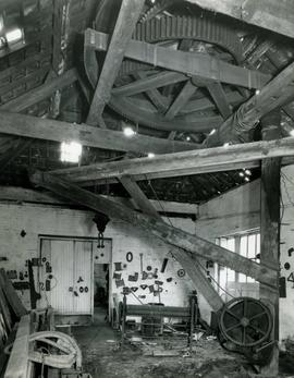 Acle, Norfolk, Foundry interior