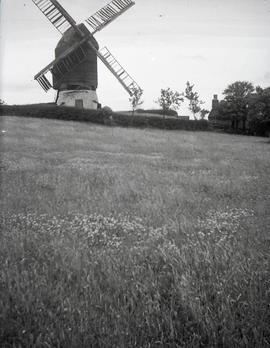 Cat and Fiddle Mill, Dale Abbey