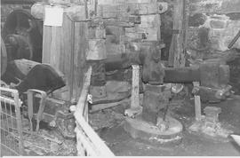 Finch's Forge, Sticklepath, internal, hammers
