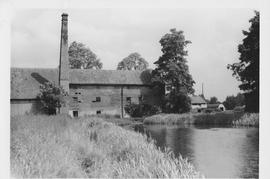Tuddenham Mill, Tuddenham, chimney for steam mill