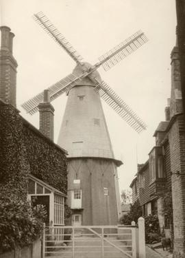 """Russell Union Mill, Cranbrook; Kent"""