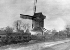 Post mill, Fenstanton