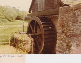 Somerset, Pyles Mill, Allerford