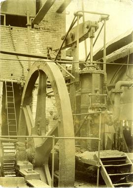 Foster & Rastrick and Company Foundry Steam Engine