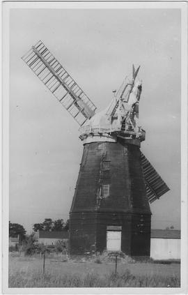 Cattell's Mill, Willingham