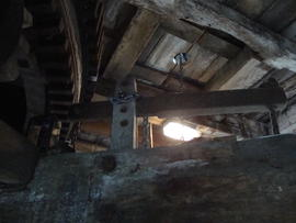 Unidentified apparatus on ground floor, Great Mill, Haddenham