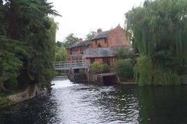 New Mills, Henley-On-Thames