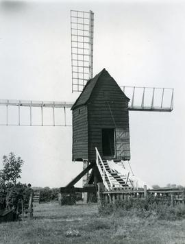Post mill, Bourn, Cambs