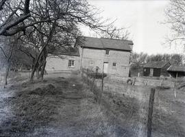 Unidentified watermill, (Shillington, Bedfordshire?)