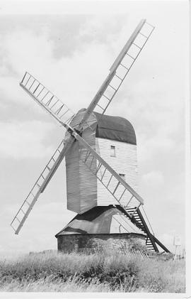 Mountnessing Post Mill, Mountnessing