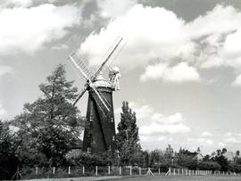Buttrum's Mill, Woodbridge, Suffolk