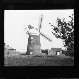 Haddenham mill in working order