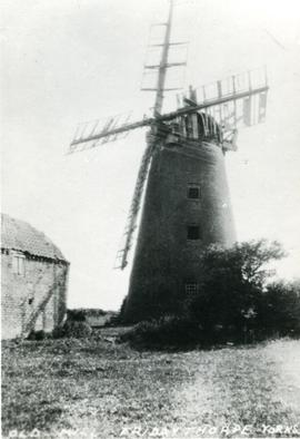 Old Mill, Fridaythorpe, Yorkshire
