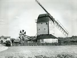 Tottenhill Post Mill, Norfolk