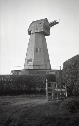 """Blackdown Mill, Punnetts Town, Sussex"""