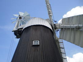 Wicken Windmill, Wicken