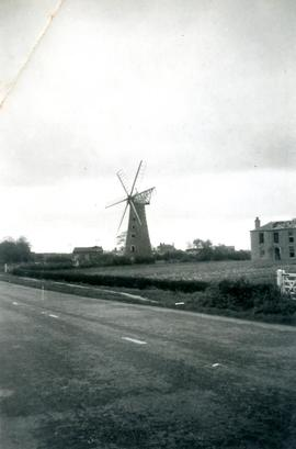 Brunswick Mill, Long Sutton