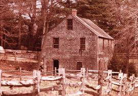 """Hapgood Carding Mill OLD STURBRIDGE VILLAGE, MASS."""