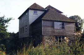 Burnt Mill, Lenham, rebuilt