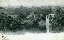"""Mill and Flanking Towers, Pickering Castle"""