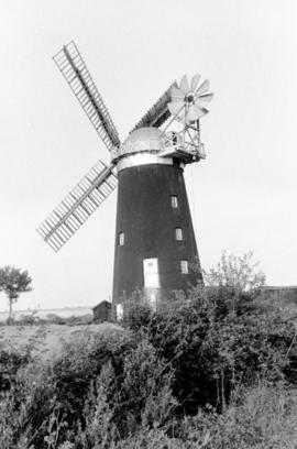 Pakenham Mill, Suffolk