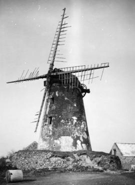Unidentified tower mill