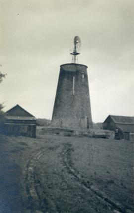 """Mill near Acton, Cheshire"""