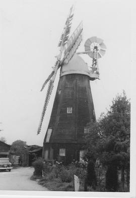 Terling Smock Mill, Terling