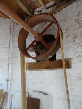 Machine drive stage(2), tower mill, Quainton