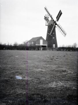 Unidentified mill, Nottinghamshire