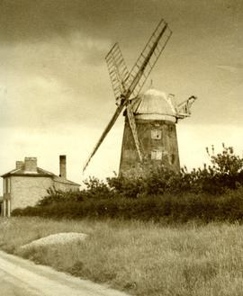 """Aldreth Mill, Cambs"""