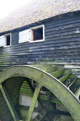 Michelham Priory Watermill, Upper Dicker, Sussex