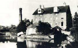 William King Flour Mill, Uxbridge