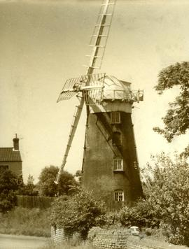 """Stow Mill, Mundesley, Norfolk"""