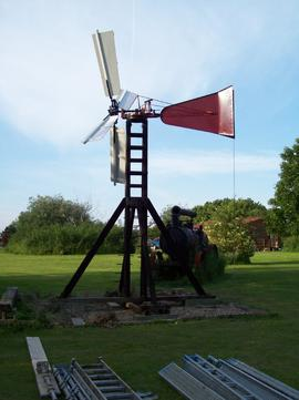 Wind Pump Museum, Repps with Bastwick
